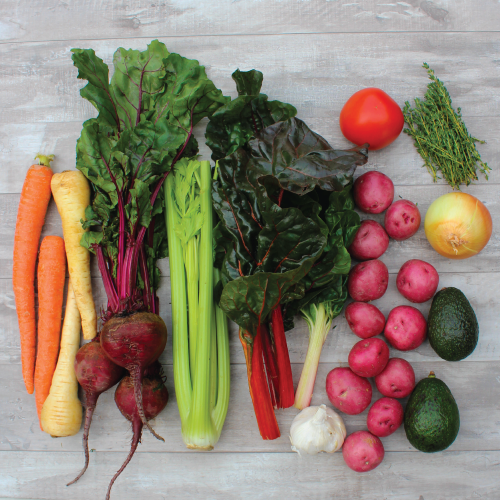 Medium Veggie Box